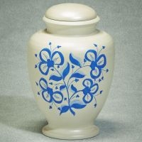 Tea Room Cremation Urn