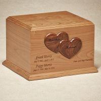 Together Forever Companion Cremation Urn