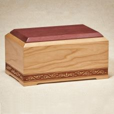 Vintage Wine Cremation Urn