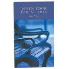 When Your Parent Dies Bereavement Book