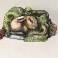 Woodland Bunny Cremation Urn