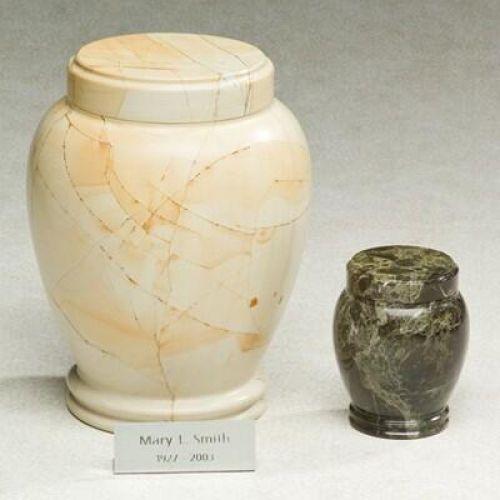 Zhou Stone Cremation Urn -  - 537834