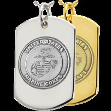 B&B Dog Tag Military Jewelry