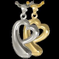 Cremation Jewelry Heartfelt Tear of Love Pendant