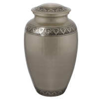 Cremation Urns: Tranquil Forest Pewter