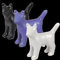 Dog Figure Ceramic Urn