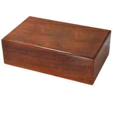 Pet Cremation Wood Urns: Engravable Dog Wood Pet Urn