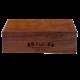 Pet Cremation Wood Urns: Engravable Dog Wood Pet Urn -  - SWH-011