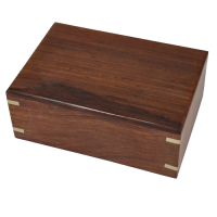 Pet Cremation Wood Urns: Perfect Wooden Box Dog Urn Medium