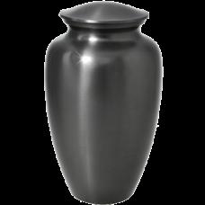 Pet Urns: Simple Gray Urn, Large