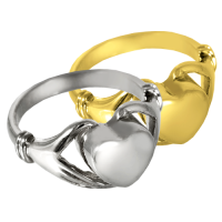 Urn Jewelry: Heart Ring