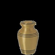 Urn Keepsake: Golden Classic