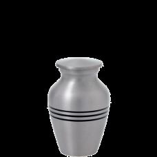 Urn Keepsake: Traditional Pewter