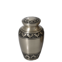 Urn Keepsake: Tranquil Forest Pewter