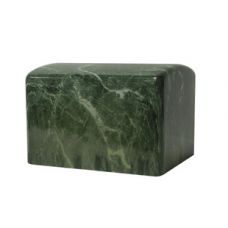 Forest Green Adult Urn