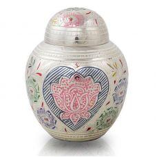 Lotus Blossom Pet Urns - Medium