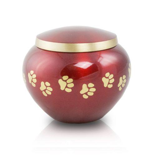 Medium Odyssey Pet Urns - Crimson -  - 2920-70