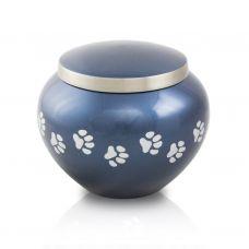 Medium Odyssey Pet Urns - Midnight Blue
