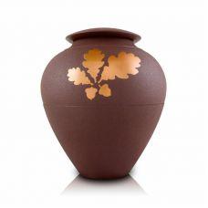 Back to Nature Cremation Urn - Oak