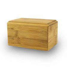 Pet Cremation Urn Bamboo Box - Large