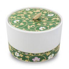 Floral Haven Pet Ceramic Urn