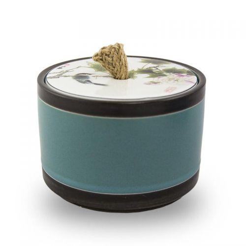 Bluebird of Happiness Pet Ceramic Urn -  - CT-9CM5
