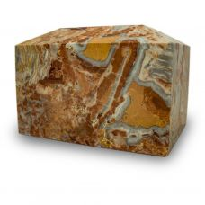 Rosemary Marble Box Cremation Urn