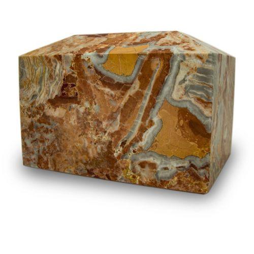 Rosemary Marble Box Cremation Urn -  - UHYMR