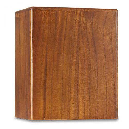 Sansa Large Wood Urn -  - 33550