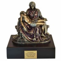 Angel's Embrace Artisan Cremation Urn