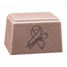Ark Design Niche Urn Breast Cancer Awareness