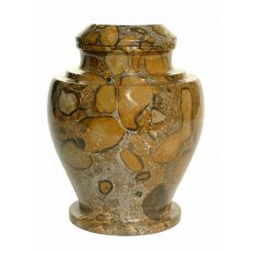 Carpel Pebble Stone Adult Urn