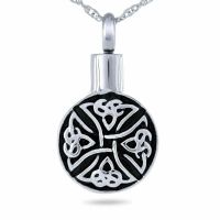 Celtic Pendant Cremation Urn