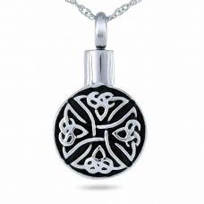 Celtic Pendant Cremation Urn