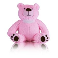 Loving Teddy Bear Pink Keepsake Urn