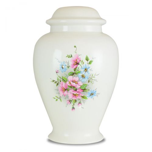 Country Blossom Cremation Urn -  - 33033