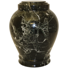 Embrace Green Zebra Adult Urn