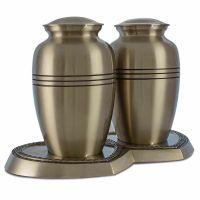 Eternal Love Pewter Cremation Urns