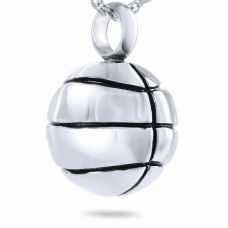 Love of Basketball Pendant Cremation Urn