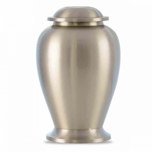 Manassas Brass Cremation Urn -  - 20396