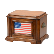 Patriot Memory Box / Urn