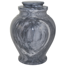 Serenity Cashmere Gray Adult Urn