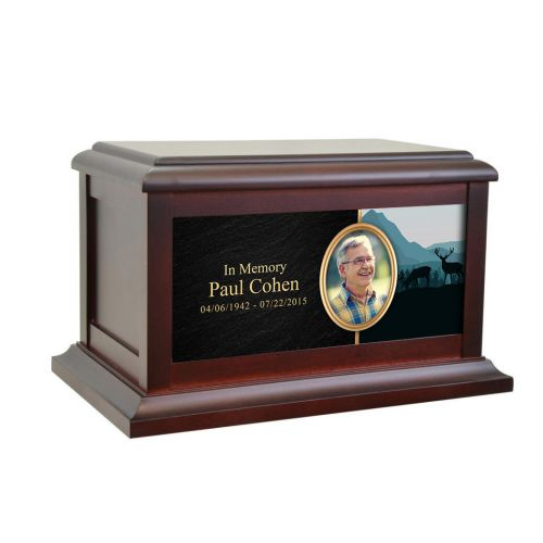 Regal Deer Life Treasured Urn -  - 50921