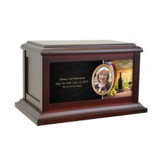 Napa Valley Wine Lover Life Treasured Urn