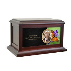 Butterfly Life Treasured Urn