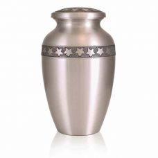 Star's Ring Brass Cremation Urn