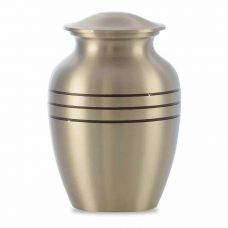 Timeless Pewter Toddler Cremation Urn
