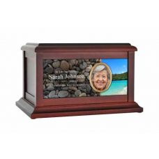 Virgin Islands Beach Urn