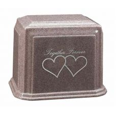 Windsor Granite Companion Cremation Urn